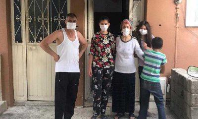 10 kişilik aile koronavirüse yakalandı: Evimizde ölüme terk edildik