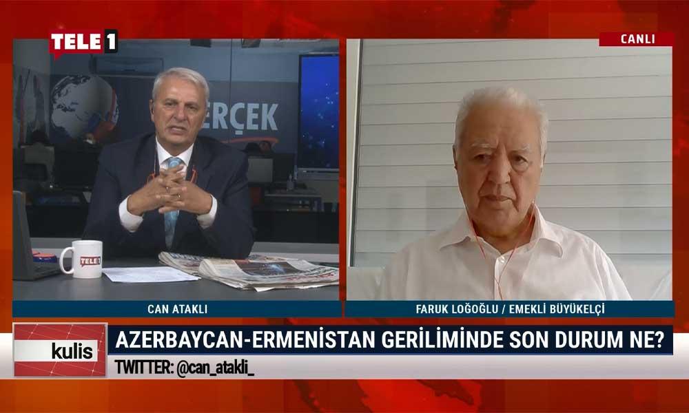 Azerbaycan-Ermenistan gerilimi