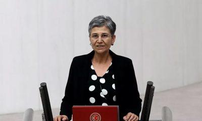 Tutuklu siyasetçi Leyla Güven hakkında soruşturma