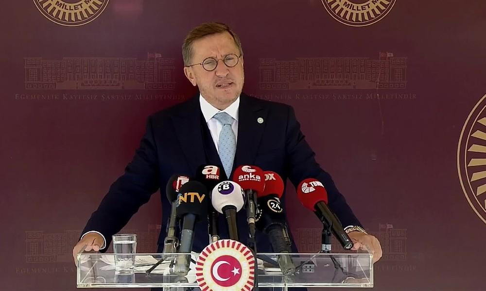 İyi Partili Türkkan'dan yeni 'çözüm süreci' iddiası: Nabız ölçüyorlar