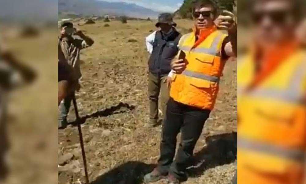 Madene karşı direnen bölge halkına, firmadan tehdit: Buraya 200 tane asker yığarım