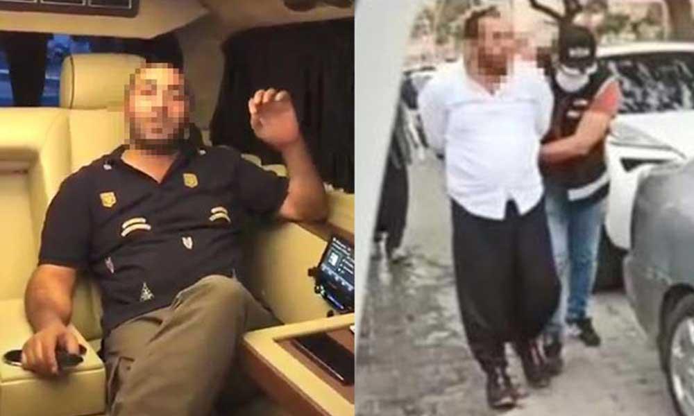 'Mafya hizmeti' reklamı yapan AKP'li gözaltına alındı