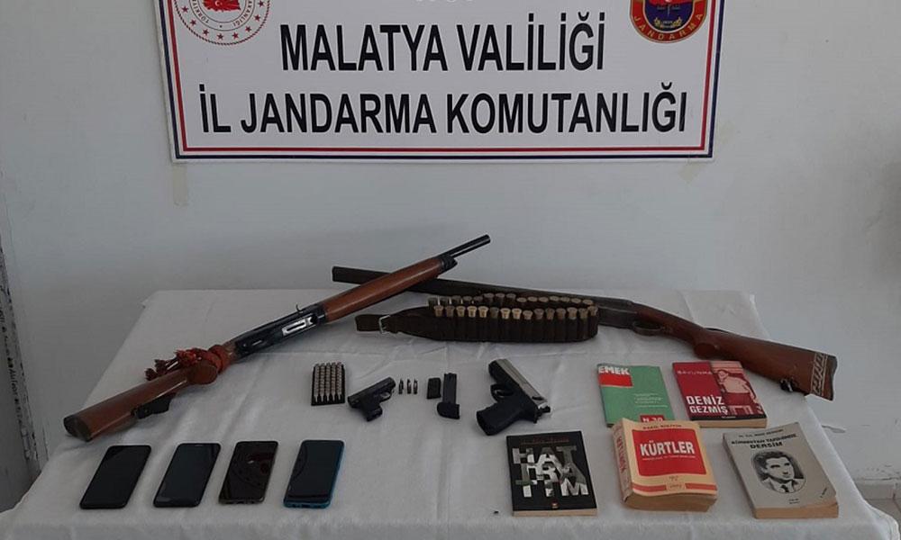 Malatya'da Cumhurbaşkanına hakaret operasyonu: 4 kişi gözaltına alındı