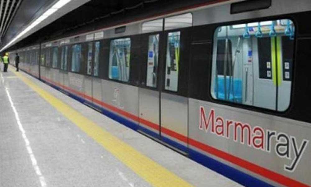 Marmaray'da tüm seferler durdu