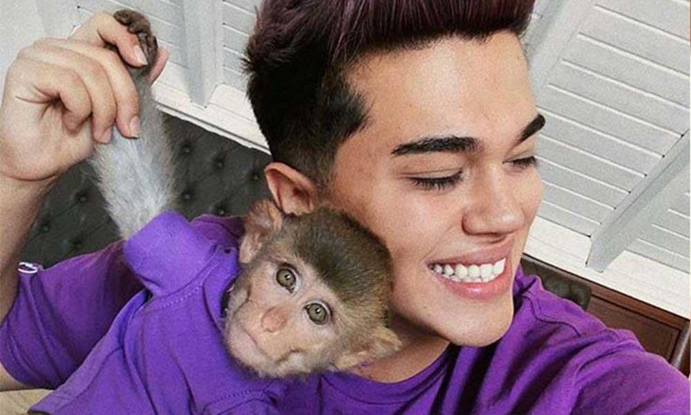 Üçüncü kez kaçak maymun alan sosyal medya fenomeni hakkında adli kontrol şartı talebi
