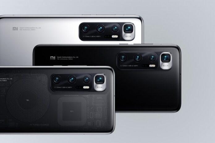 Xiaomi Mi 10 Ultra AnTuTu'yu altına üstüne getirdi