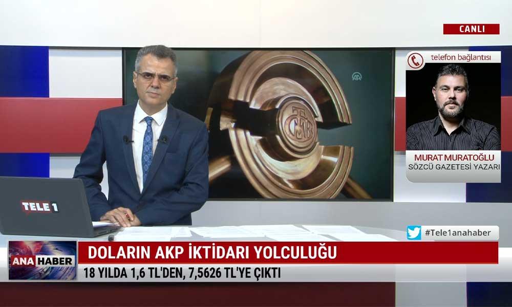 Murat Muratoğlu: Bizim ekonomi yönetimimizin ilkokul çocuğundan fazla ekonomi bilgisi yok