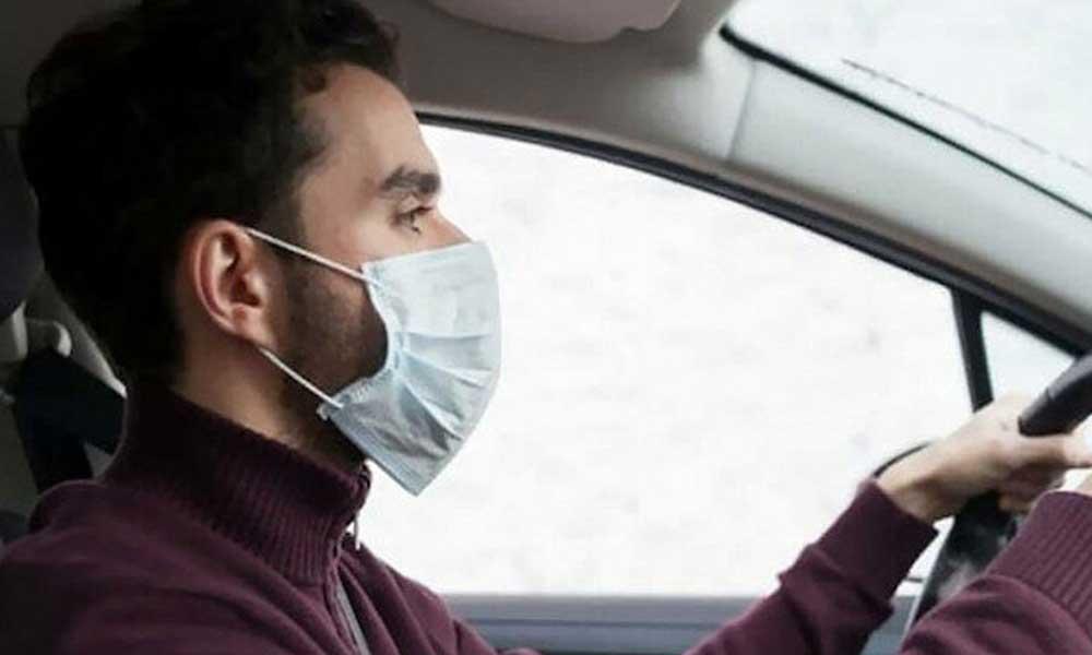 Valilik açıkladı! Özel araçlarda maske takma zorunluluğu getirildi