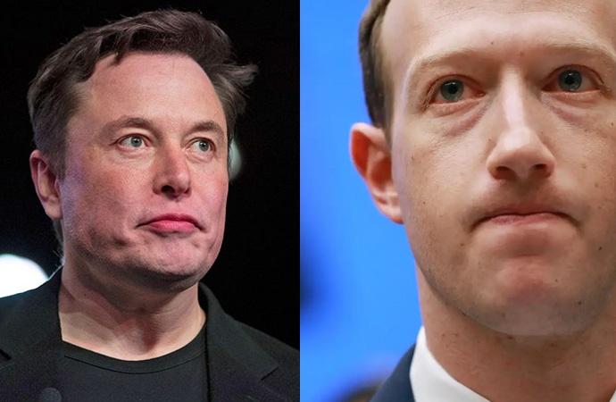 Elon Musk, Mark Zuckerberg'i geride bıraktı!