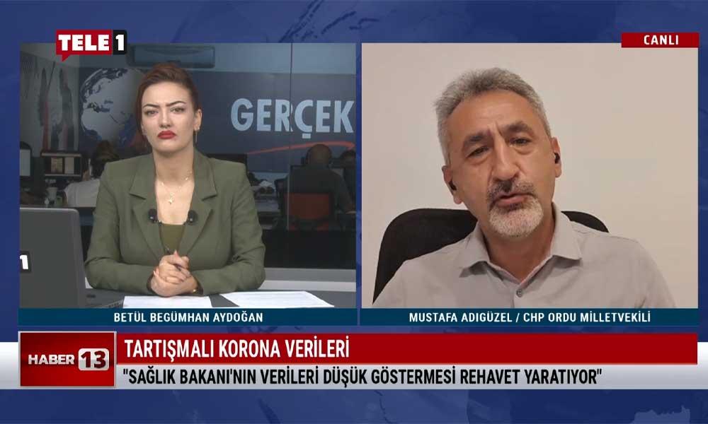 CHP Ordu Milletvekili Mustafa Adıgüzel: Sağlık Bakanlığı 17 bin cenazeyi ne yaptı?