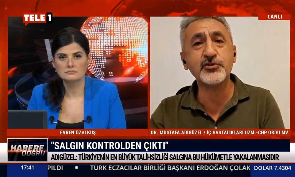 CHP'li Mustafa Adıgüzel: Erdoğan ve Koca hakkında 'ölüme sebebiyet vermekten' suç duyurusunda bulunuyorum