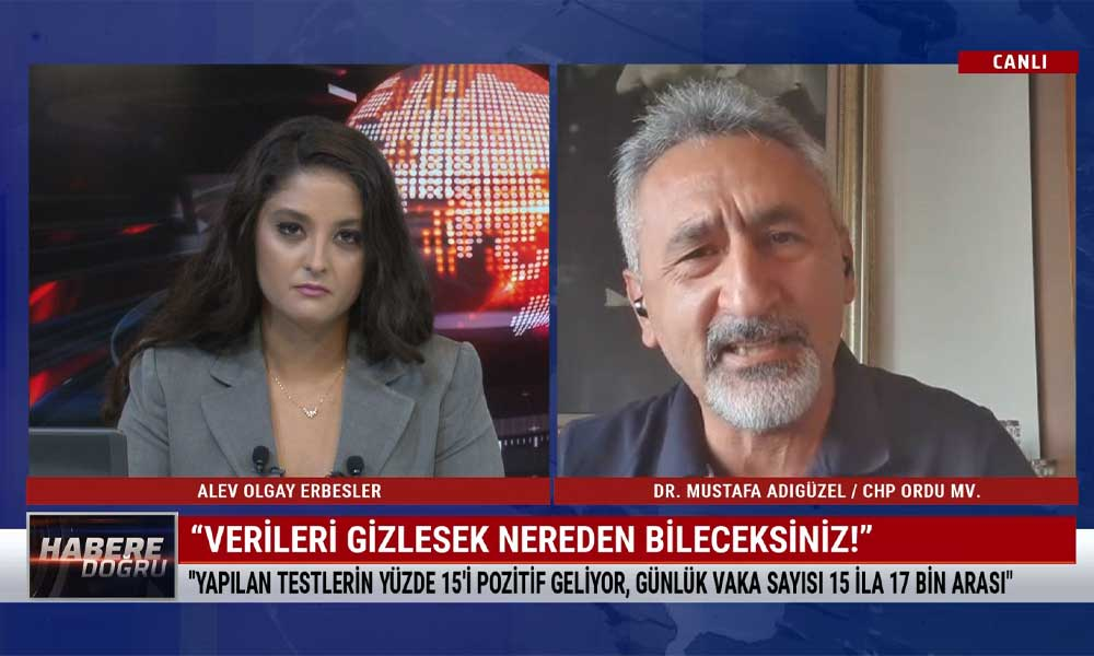 CHP Ordu Milletvekili Dr. Mustafa Adıgüzel: Bahçeli bunları biliyor mu?