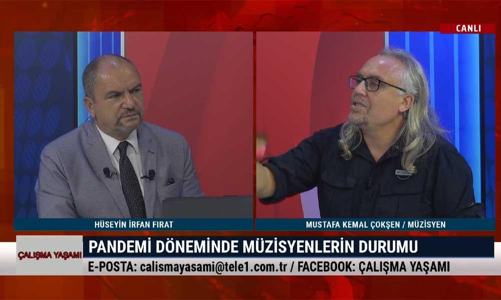 Çalışma Yaşamı'nın bu haftaki konuğu Mustafa Kemal Çokşen