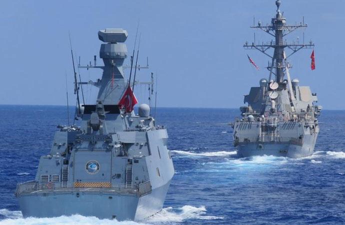 Türkiye'den Sakız Adası için NAVTEX ilanı!
