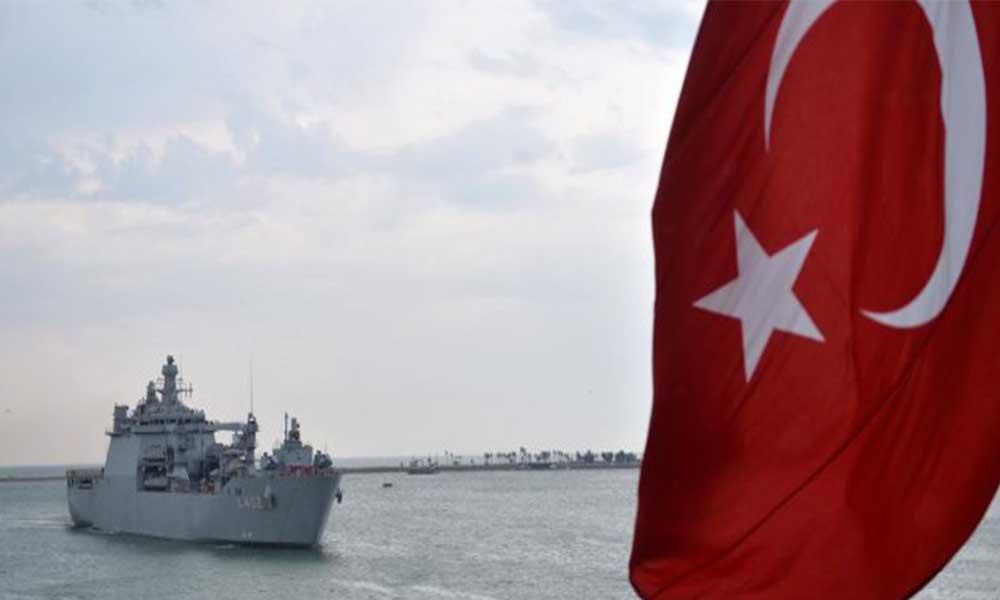 Türkiye'den yeni Navtex mesajı