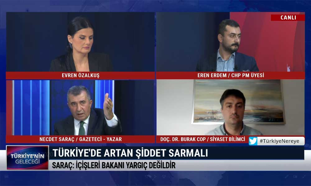 Necdet Saraç: Bahçeli'nin açıklamasının ardından TTB yöneticilerinin güvencesi olabilir mi?