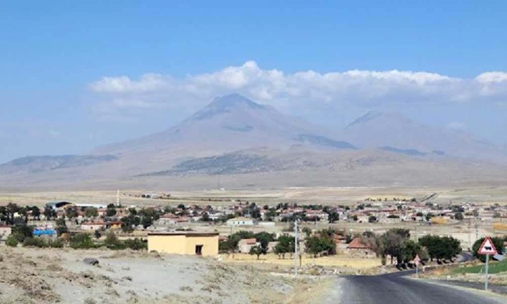 Niğde'deki depremin ardından volkanik dağ 'korkusu'!