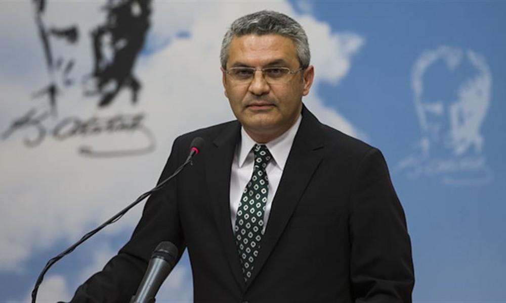 CHP'li Salıcı: Sıkıntıların nedeni salgın değil bizzat AKP iktidarının varlığı
