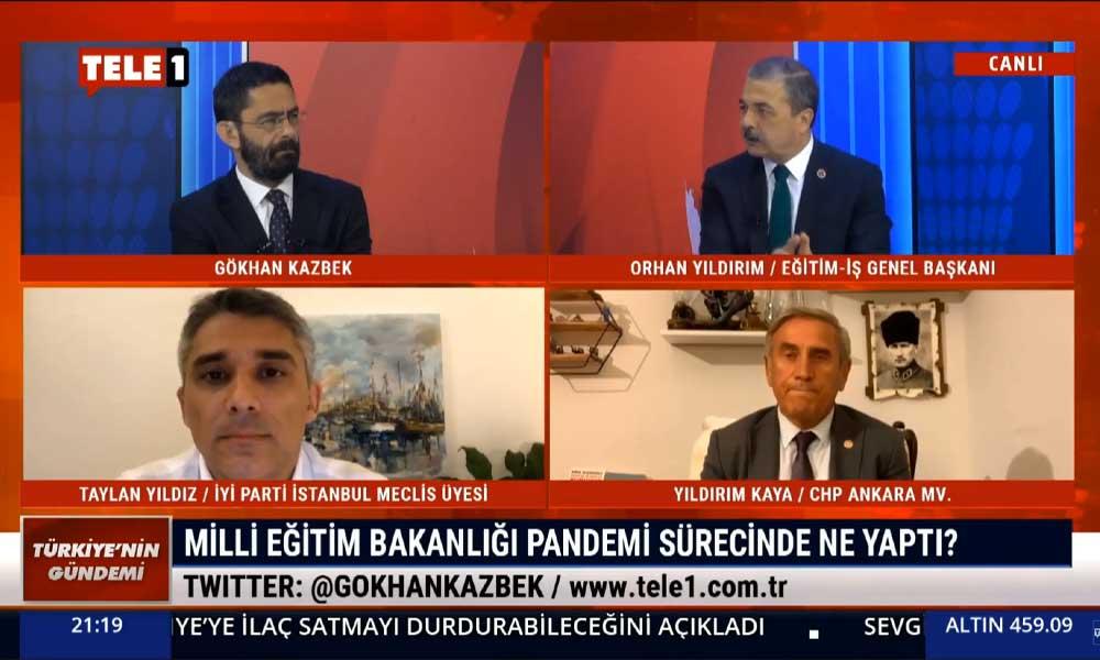 """""""Uzaktan eğitim Türkiye'de yapılamıyor, Selçuk'un bunu görmesi lazım"""""""