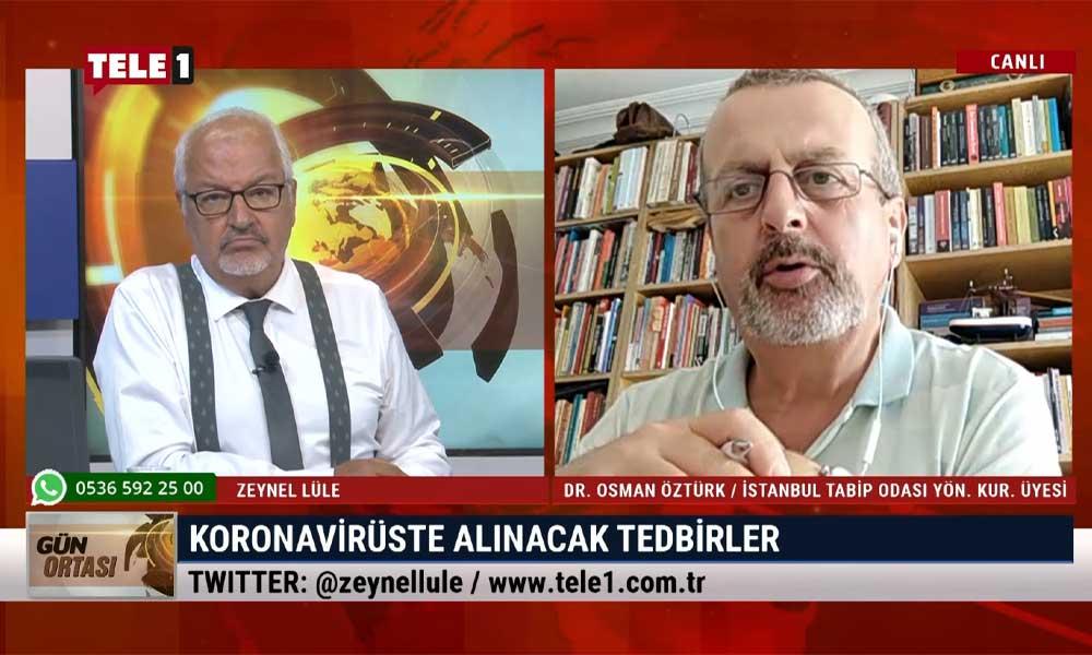 Dr. Osman Öztürk, koronavirüs ve grip arasındaki farkları açıkladı