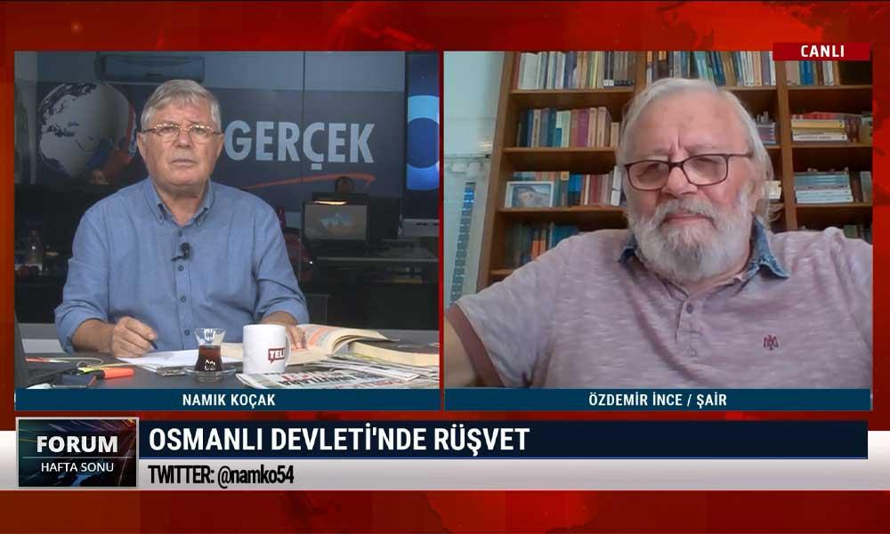 Osmanlı'dan günümüze rüşvet