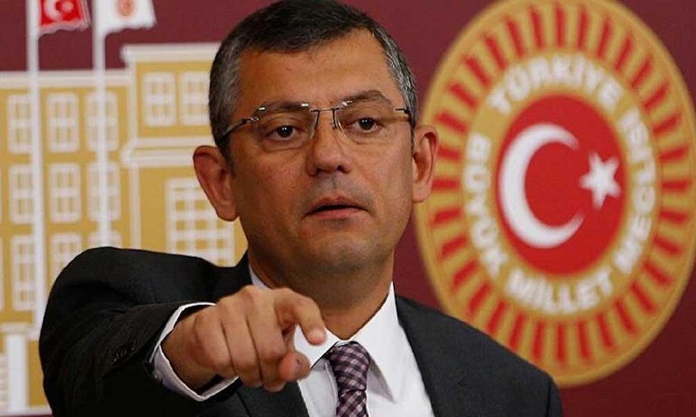 Laikliği hedef alan AKP'li Çamlı'ya, CHP'li Özel'den sert yanıt