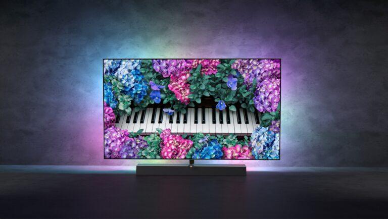Philips OLED+935 TV neler sunuyor?