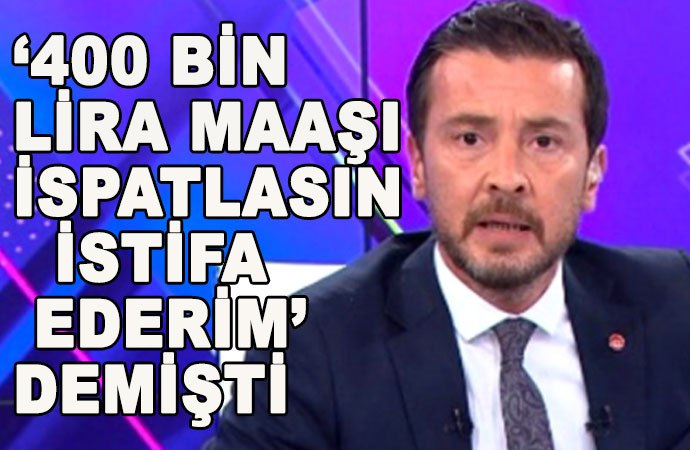 CHP'li Sertel'in belgeleri sonrası TRT, Ersin Düzen'in aldığı maaşı açıkladı!