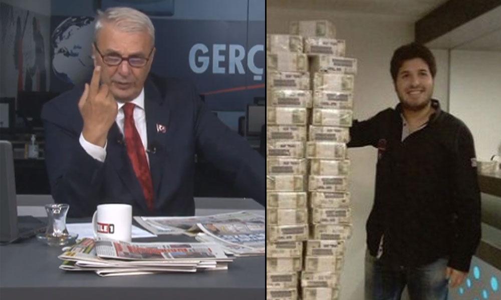 Rıza Sarraf, kara para ve siyaset' üçlüsü – GÜN BAŞLIYOR