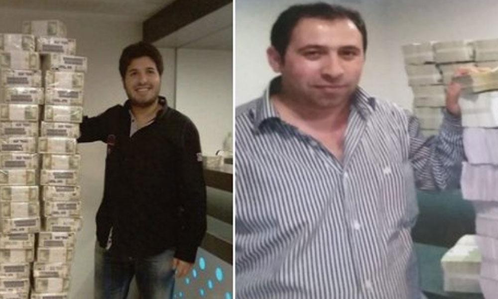 Sarraf'ın kuryesi konuştu: Erdoğan'ın damadı Berat Albayrak, Sarraf'a banka hesabı açtırdı