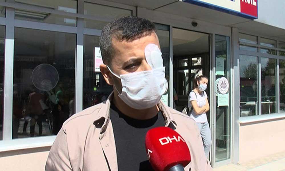 Saldırıya uğrayan sağlık çalışanı taburcu oldu: Bir gözümü kaybettim diye çekinecek değilim
