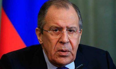 Rusya Dışişleri Bakanı: Türkiye'yi uyarıyoruz