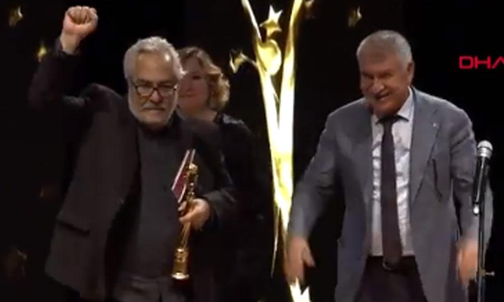 27. Uluslararası Altın Koza Film Festivali ödülleri sahiplerini buldu: En iyi film 'Nasipse Adayız'
