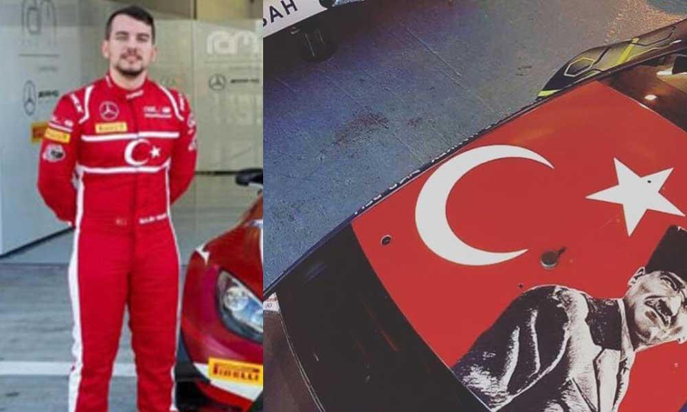 Salih Yoluç tarihe geçti… Le Mans 24'te kazanan ilk Türk