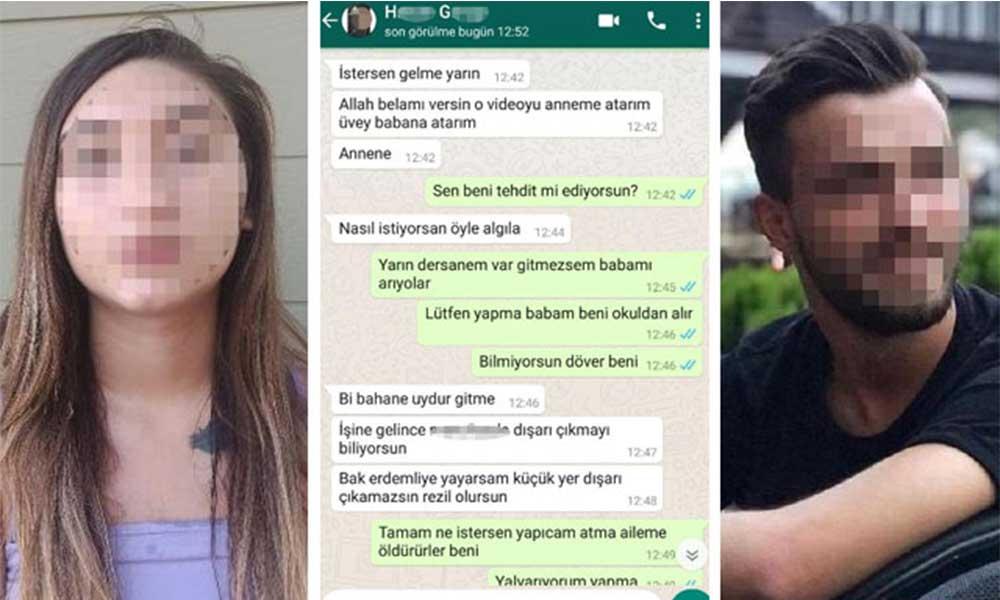 Eski sevgilinin şantajlarına dayanamayan genç kız: İlaç verip tecavüz etti, susmak istemiyorum