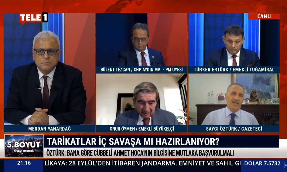 """Saygı Öztürk, Cübbeli Ahmet ile yaptığı görüşmeyi anlattı: """"Savcılar beni çağırırsa silahlanan 150 derneğin ismini vermeye hazırım"""""""