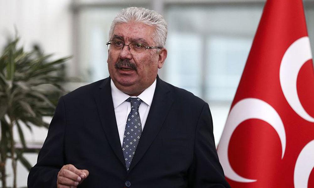 MHP'li Semih Yalçın'dan Prof. Dr. Mehmet Çilingiroğlu'na tehdit!