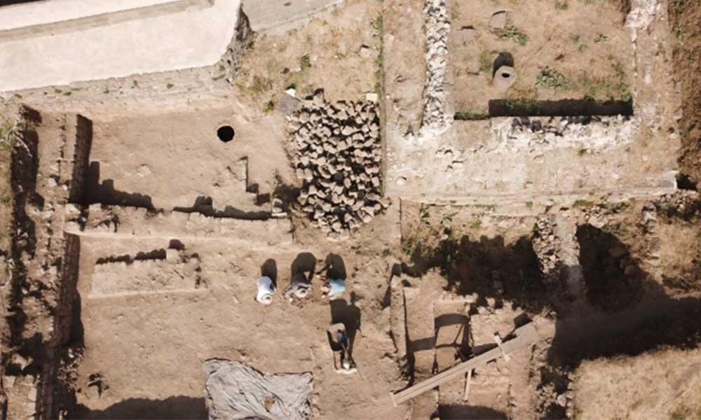 Bitlis Kalesi'nde Osmanlı ve Bizans dönemlerine ait sikke bulundu