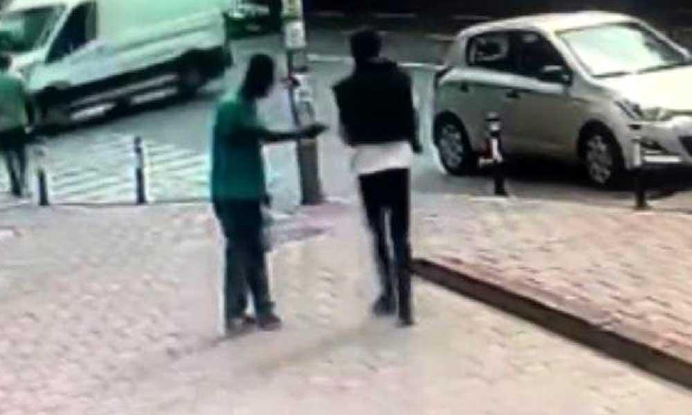 İstanbul'un göbeğinde ölmemek için son 25 lirasını gaspçıya verdi