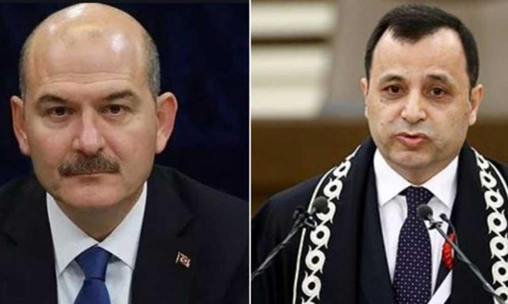 İzmir Barosu'ndan Soylu'ya 'sert' çıkış: Kabul edilemez!