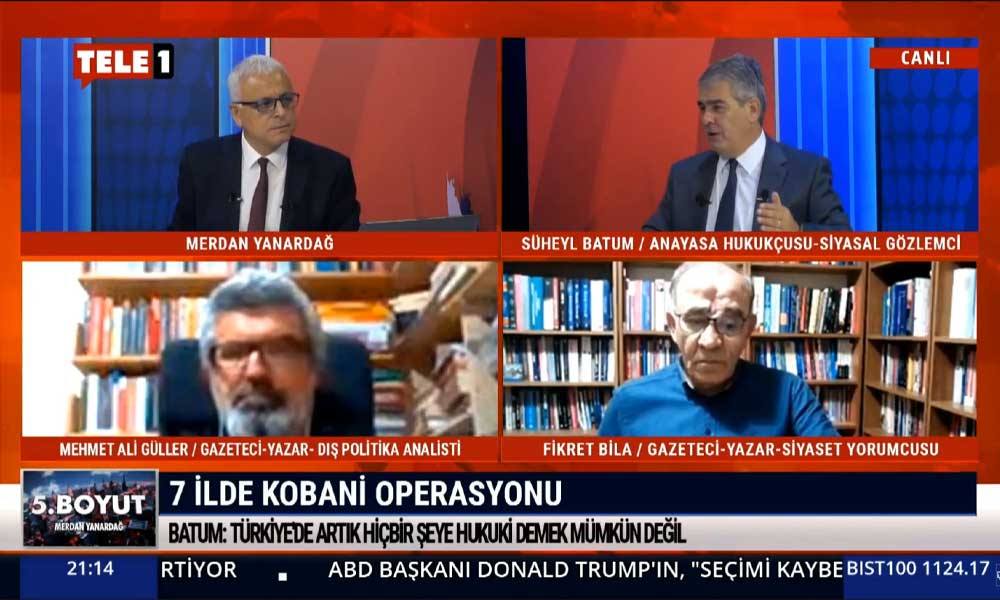 """""""AKP bu operasyonları önümüzdeki seçimleri hesap ederek yapıyor"""""""