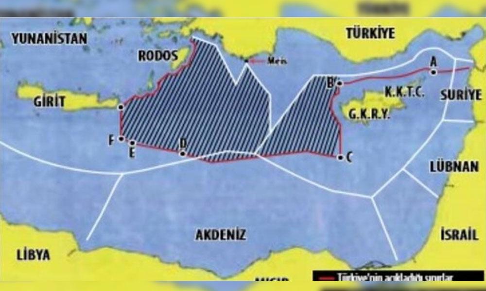 ABD'den Yunanistan'a 'Sevilla haritası' yanıtı: Hukuki bir öneme sahip değil