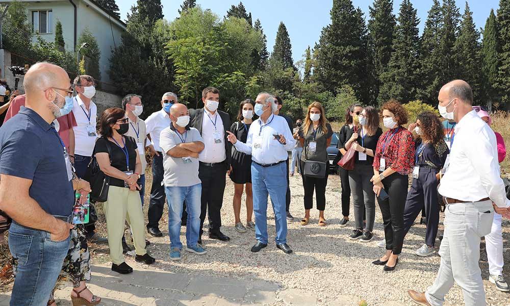 Tarihi Kentler Tirilye Çalıştayı'nda buluştu