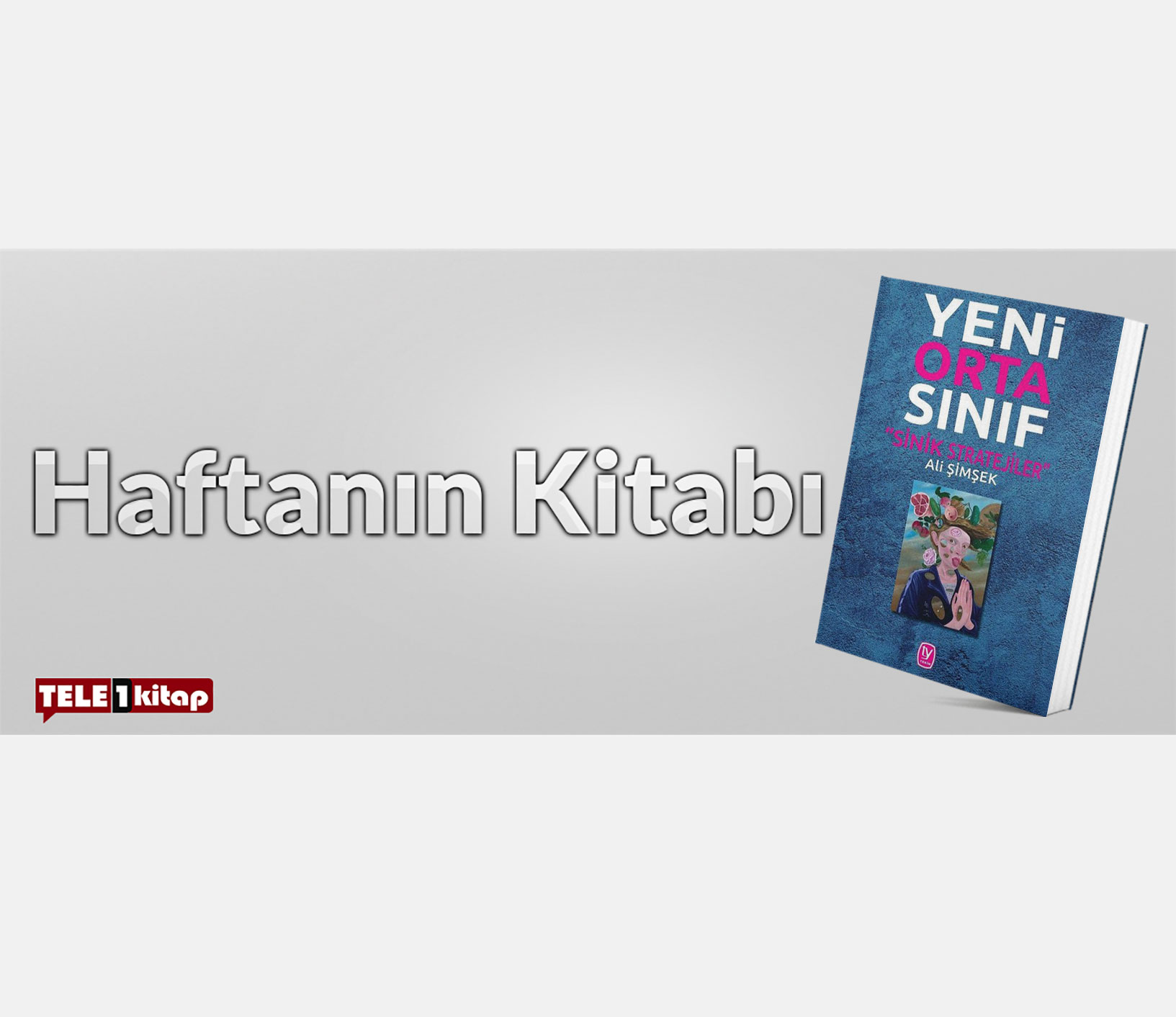 Haftanın Kitabı | Ali Şimşek-Yeni Orta Sınıf-Sinik Stratejiler