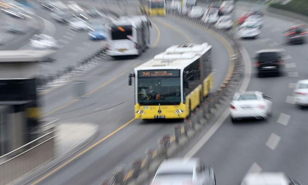 Toplu taşıma araçlarının camlarında koronavirüs riski