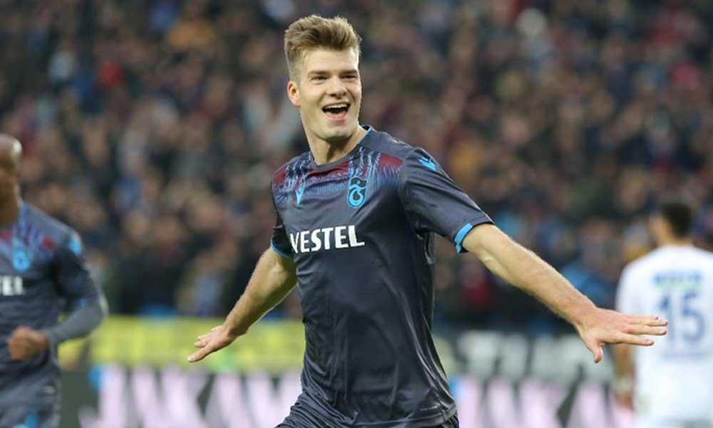 RB Leipzig 'den Sörloth açıklaması