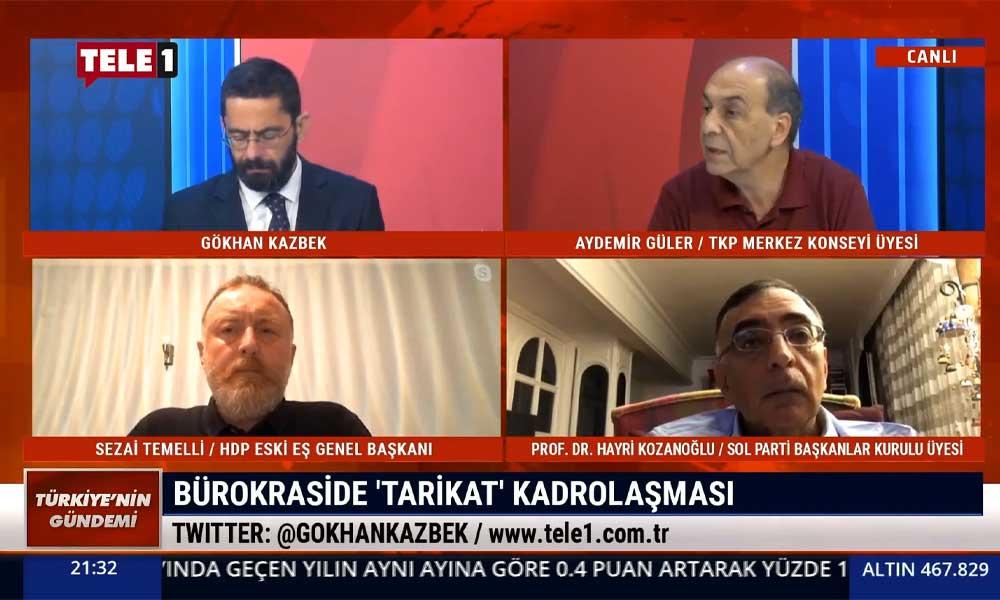 Aydemir Güler: Toplumsal yaşamın dinselleştirilmesi bir rastlantı değil