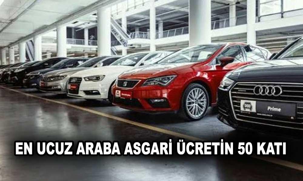 Araba markaları ÖTV zamlı fiyatlarını yayınladı…