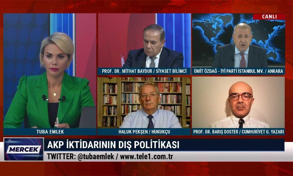Ümit Özdağ: Yunanistan'ın koyduğu şartın dolaylı olarak karşılandığını görüyoruz