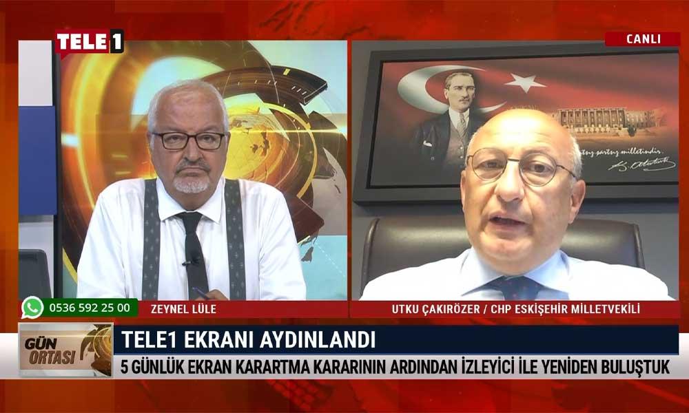 """""""Gazeteciler için bir nevi gözdağı verilmiş durumda"""""""